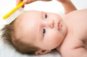 Выпадение волос у детей