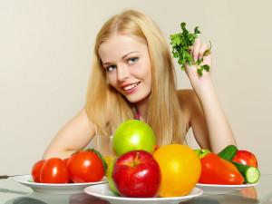 Влияние диеты на рост волос