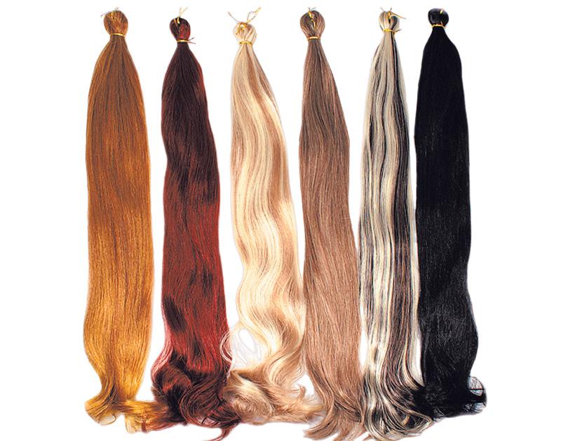 как сделать искусственные волосы не запутанная