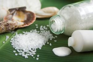 Лечение выпадения волос солью