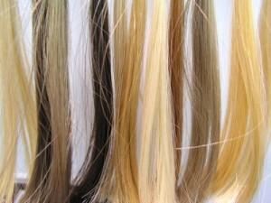 Мытье и чистка искусственных волос