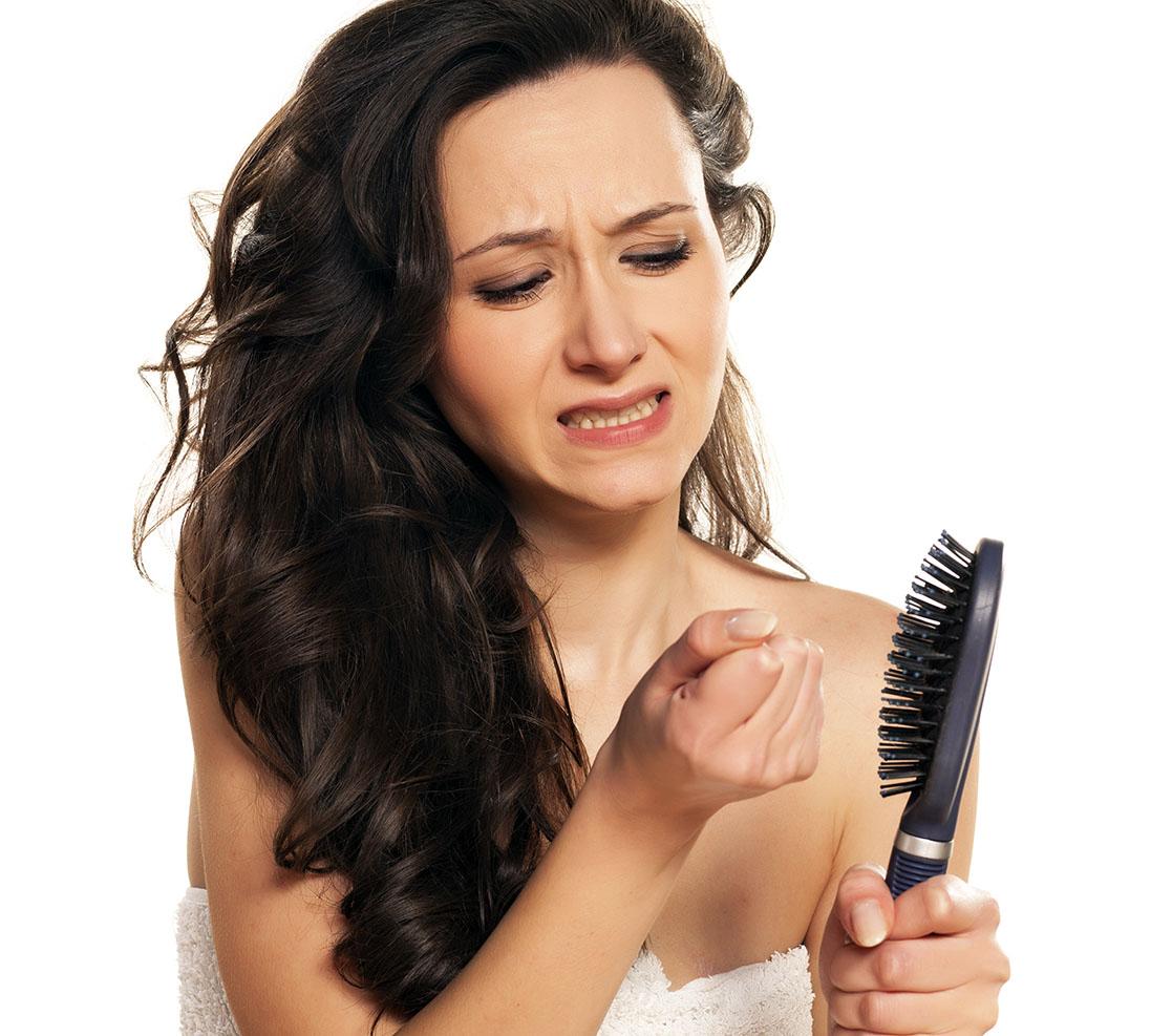 Что помогает против выпадения волос у девочек