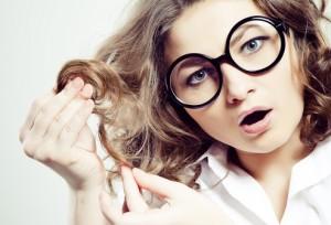 Определяем причину повреждения волос