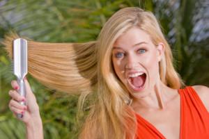 Причина выпадения волос