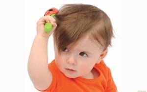 Распространенные причины выпадения волос у детей