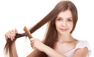 Уход за наращенными волосами