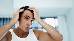 Лечение облысения у мужчин
