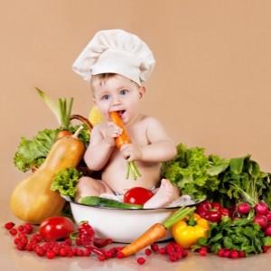 У ребенка 2 года плохо растут волосы - плохое питание
