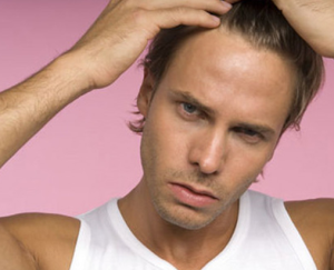 Состояние волос у мужчин