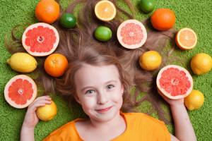Способы укрепления волос у детей в 2 года
