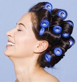 Как накрутить термо-волосы