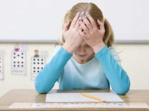 Шевелюра ребенка и стрессы