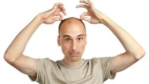 Аюверда продукты, чтобы повторно вырастить волосы на лысой голове
