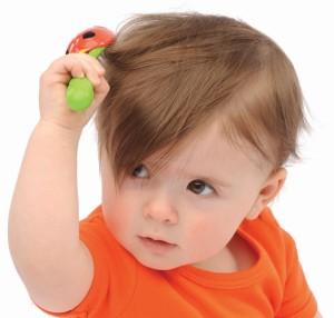 Лечение выпадения волос у детей