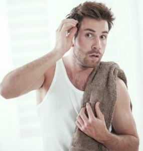 Лечение потери волос у мужчин