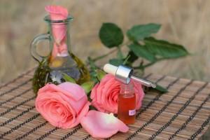 Розовое масло применение для волос