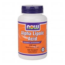 NOW Alpha Lipoic Acid от NOW Foods