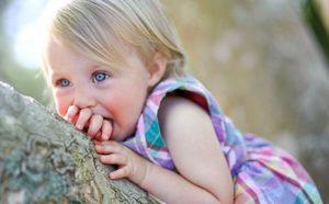 Как восстановить цвет волос у ребенка?