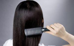 Причины обильного выпадения волос
